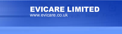 EVICARE LIMITED - Systems And Management Consultancy Services - Brentwood Essex